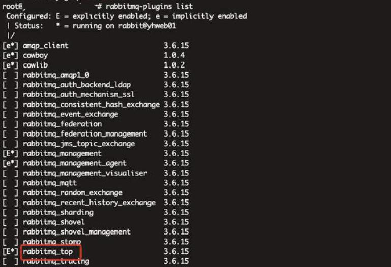 中间件RabbitMQ在生产环境占用CPU过多的情况